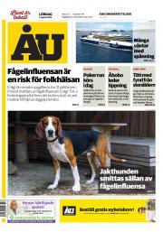 ÅU:s e-tidning (Lehtiluukku)