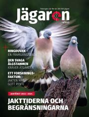 Jägaren tidningen, omslagsbild