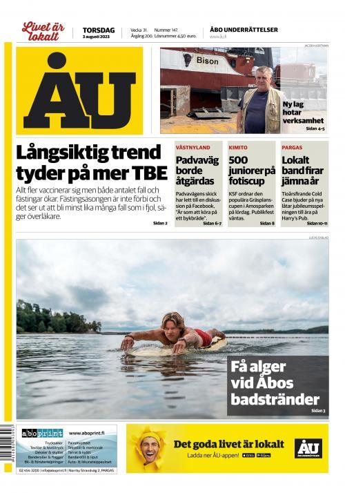 ÅU:s e-tidning