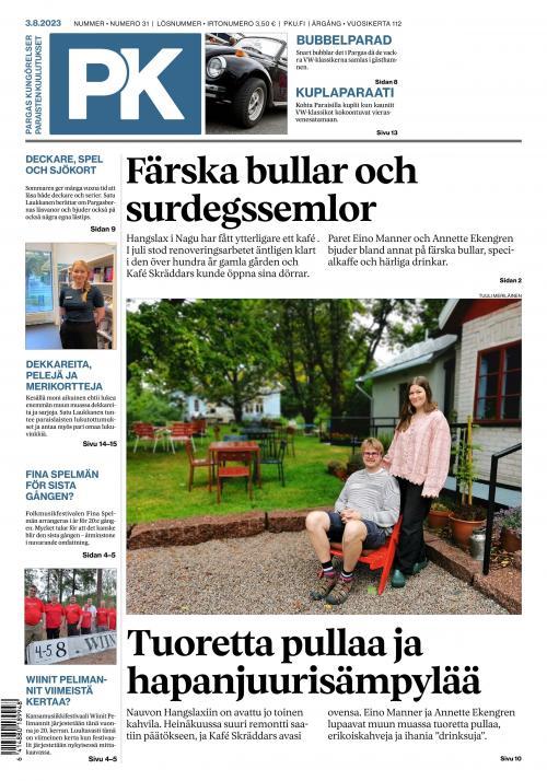 PK:n näköislehti